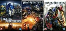 The Complete Transformers Movie 1 - 3 DVD Collection Brand New DVD