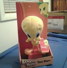 NEW 2003 LOONEY TUNES TWEETY TOY TOON STARZ B4914 MATTEL ORIGINAL BOX