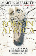 Born in Africa: The Quest for the Origins of Human Life,GOOD Book