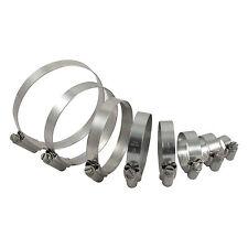 Samco Stainless Steel Hose Clip Kit  Honda 1991 VFR400 NC30 CKHON-25