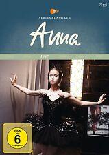 ANNA - DIE KOMPLETTE TV-SERIE Silvia Seidel WEIHNACHTSSERIE 2 DVD Box Neu