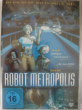 Robot Metropolis - Der neue Akira - Kampf Maschine Mensch -  Sci.- Fi. Anime
