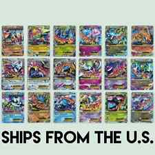 Pokemon Mega EX lot 18pcs Holo Charizard Blastoise and more NM/M! ALL MEGA!
