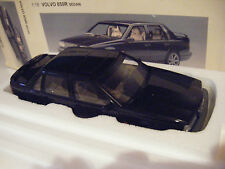 AutoArt 1:18 diecast 1996 black Volvo 850R saloon high quality model car sedan