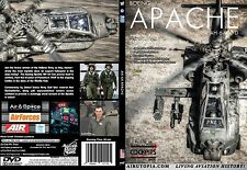 BOEING AH-64 Longbow APACHE DVD Video-New & Fast Ship