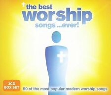Zz/Various Artists - Best Worship Songs Ever (2006) - Used - Compact Disc