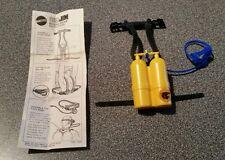 Vintage Mattel Big Jim Adventure Gear Scuba Gear Diver w/ Instructions! P.A.C.K.