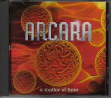 ARCARA : A MATTER OF TIME - 1997 ESCAPE MUSIC ***