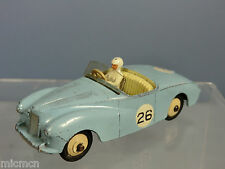 DINKY TOYS MODEL no.107 Sunbeam Alpine SPORT (finitura della concorrenza)