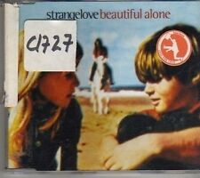 (CL841) Strangelove, Beautiful Alone - 1996 DJ CD