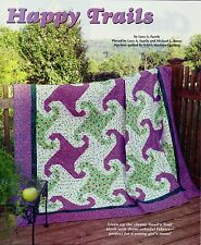 Happy Trails   Quilt  {PATTERN ONLY}
