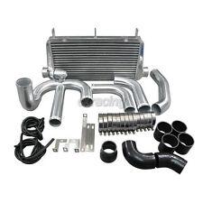 """4""""Core FMIC Intercooler Kit For 1993-2002 Toyota Supra MKIV 2JZ-GTE Single Turbo"""