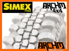(SET OF 4) 36/12.5/15 SIMEX EXTREME TREKKER 2 (THE CENTIPEDE) MUD TYRES-37