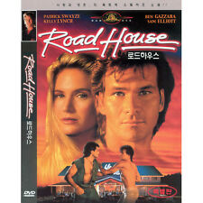 Road House, 1989 (DVD,All,Sealed,New,Keep Case) Patrick Swayze