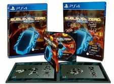 Sublevel Zero Redux Signature Edition (PS4) BRAND NEW SEALED