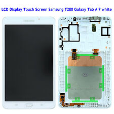 Pantalla Original LCD Display Touch Screen Samsung T280  Galaxy Tab A 7 white