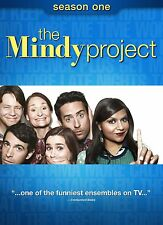 The Mindy Project . The Complete Season 1 . Staffel . Mindy Kaling . 3 DVD . NEU