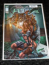 TALES OF THE WITCHBLADE Comic - Vol 1 - No 5 - Date 05/1998 - IMAGE Comics
