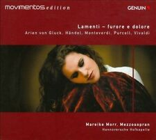 Lamenti: Furore E Dolore, New Music