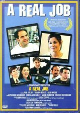 A Real Job (DVD, 2002, Brand New, Paul Kolsby, Sharon Repass, Alan Natale)