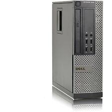 Dell Optiplex 7010 SFF  i5-3470 3.2GHz, 8GB,DVD 500GB HD Win 7 Pro & COA