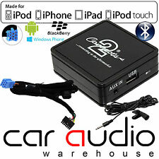 Smart ForFour 1999-2004 Bluetooth Music Streaming Handsfree Car AUX CTAMSBT001