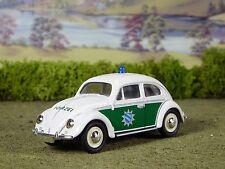 Lledo Vanguards VA12002 Polizei VW Beetle, Police, Volkswagen Split Screen