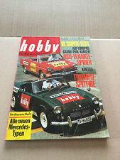 HOBBY Nr. 17/65 - 11.8.65 - NSU-WANKEL-SPIDER / TRIUMPH SPITFIRE - MERCEDES