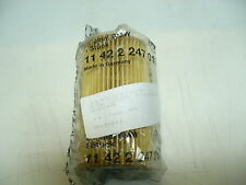NEW GENUINE BMW E46 M47 ENGINE E39 520D OIL FILTER PLEASE CHECK 11422247018