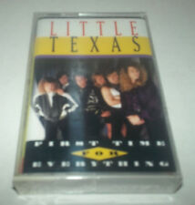 Little Texas:  First Time for Everything (Cassette, 1992, Warner Bros.) NEW