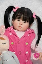 Sale! Reborn Doll Custom Order Kana by Ping Lau ~Small Toddler Asian Baby Girl~