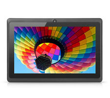"Kocaso (DX758) 7"" Tablet 8GB Android 4.4 - Black"
