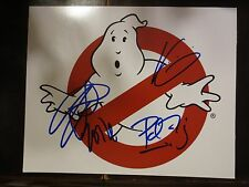 NEW GHOSTBUSTERS SIGNED/AUTOGRAPHED 8X10 PHOTO