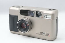 【Excellent】Contax T2 Carl Zeiss Sonnar F2.8 38mm Film camera from Japan 127402