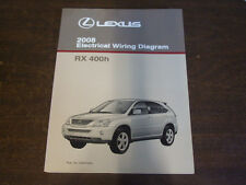 lexus rx 400h repair manual ebay. Black Bedroom Furniture Sets. Home Design Ideas