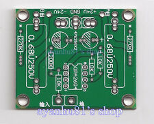 Low Distortion High Voltage OPA2604 Opamp Driver Board for tube amp phase split