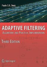 Adaptive Filtering: Algorithms and Practical Implementation (The Sprin-ExLibrary