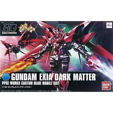 NEW Bandai Gundam 1/144 #13 Gundam Exia Dark Matter 186524
