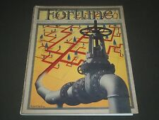 1940 AUGUST FORTUNE MAGAZINE - GREAT COVER & ADS - F 105