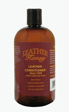 Leather Honey Leather Conditioner - Softener - Protector 16 oz (1 Pint)