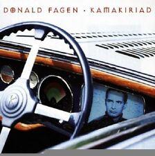 Donald Fagen Kamakiriad CD NEW SEALED Steely Dan