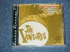 VENTURES USA 2003 SEALED CD PLAY THE GREATEST INSTRUMENTAL HITS Ship from Japan