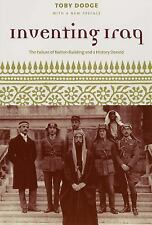 Inventing Iraq by Toby Dodge (Paperback, 2005)