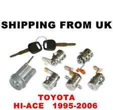 TOYOTA HI-ACE HIACE IGNITION SWITCH LOCK BARREL DOOR LOCK FRONT RIGHT LEFT REAR