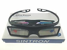 [Sintron] 2X 3D Aktive Brille für DLP-Link Optoma 3D Glasses X515 X600 X605 X501