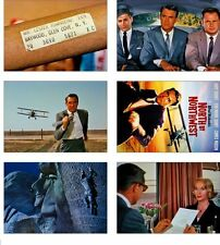 North by Northwest Great New POSTCARD Set