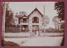 PHOTO - 150514 - FRANCE - VAL DE MARNE - SAINT MAUR - Villa de madame AUBRY 1903