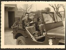 PHOTO VEHICULE MILITAIRE JEEP