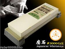 SunHIRO Japanese  Waterstone #3000 Grit Combine Holder Sharpen Stone