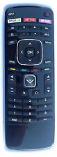 New VIZIO XRT112 LED SMART INTERNET APPS TV Remote Amazon Netflix & M-GO Keys